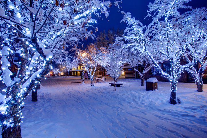 Christmas in Aspen - Things to Do & See