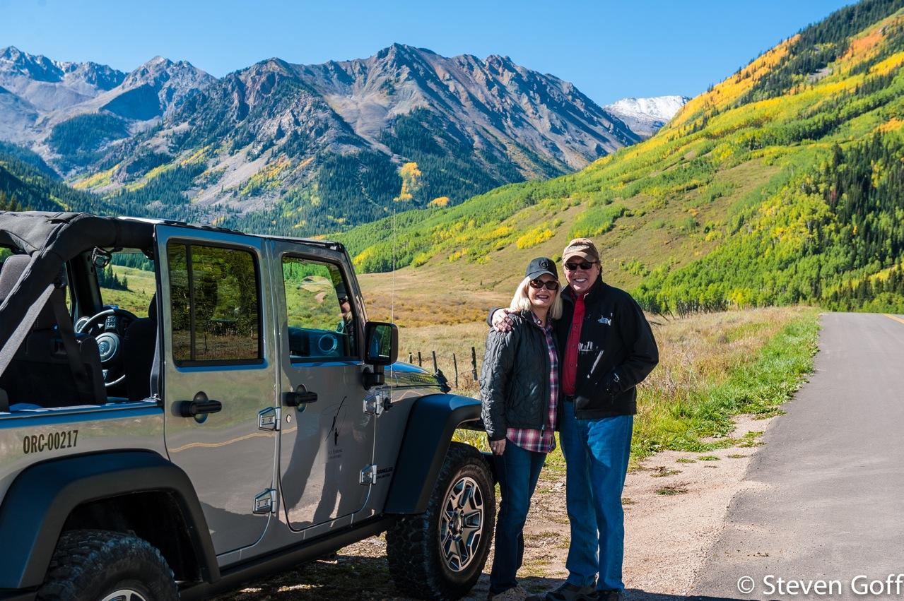 fall jeep tours