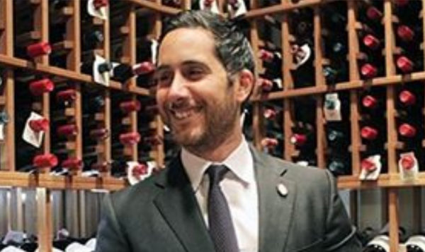 Brian McClintic Master Sommelier at The Little Nell