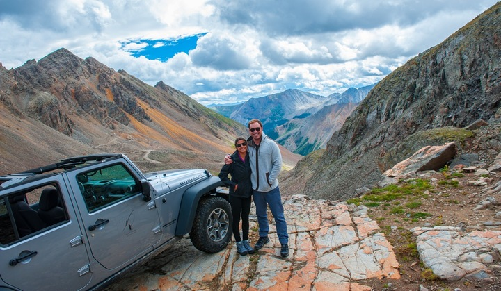 Aspen Adventures, Jeep Tour