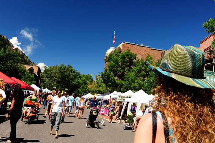 Aspen Farmer's Market