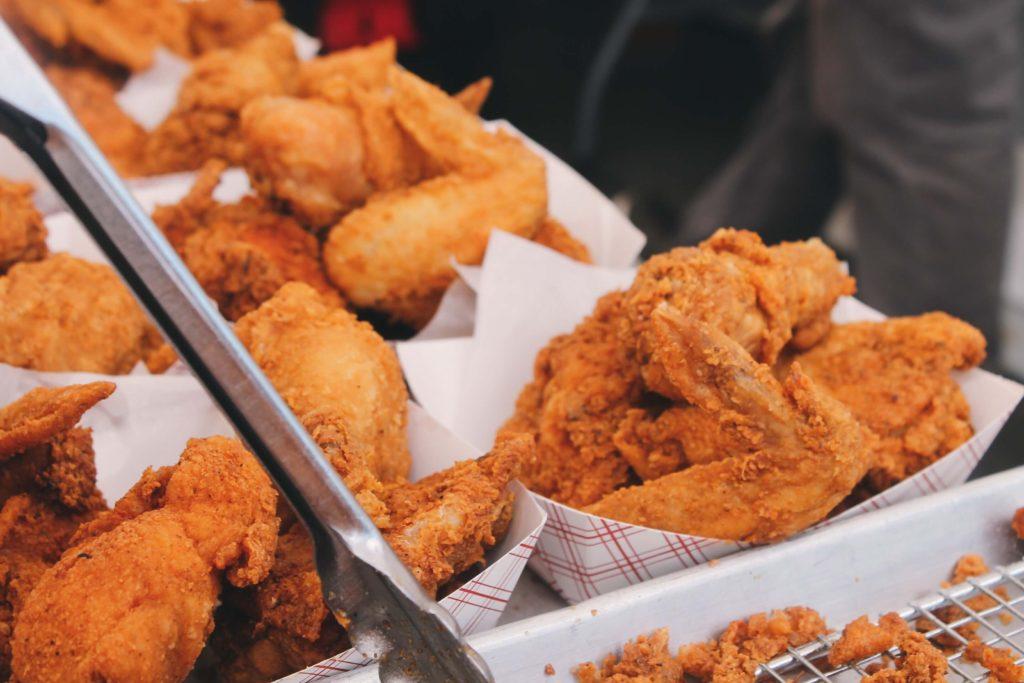 Chicken Wing Throwdown