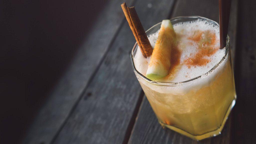 Warm Winter Cocktail