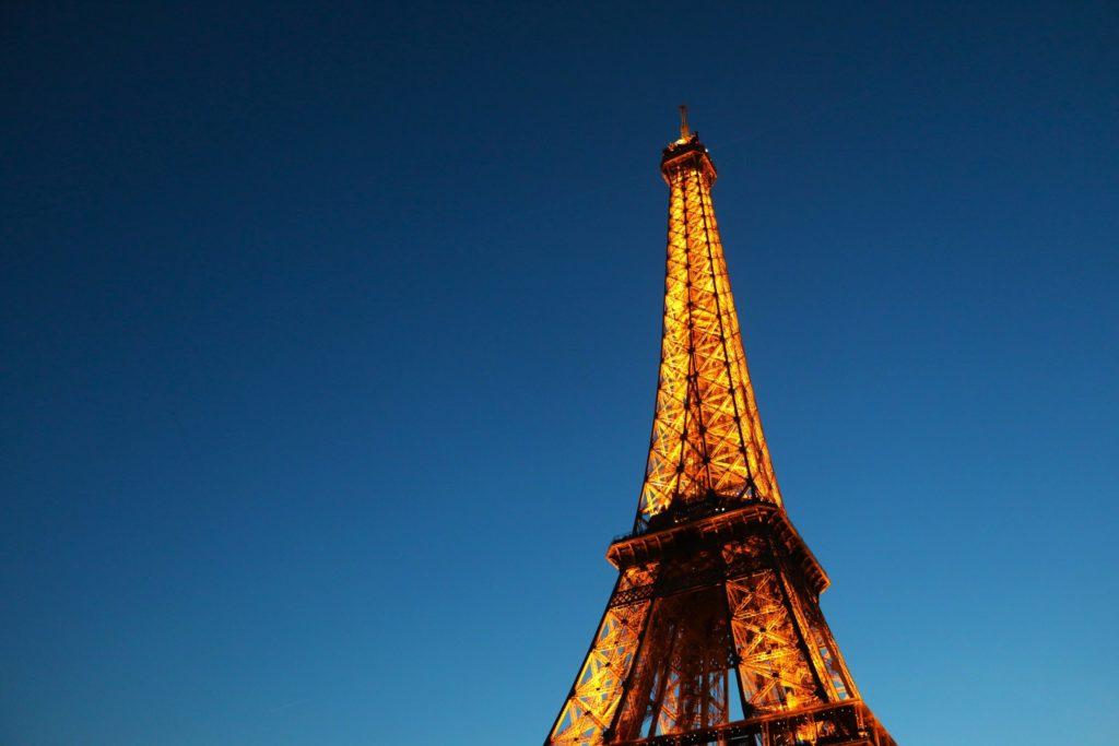 Paris dining