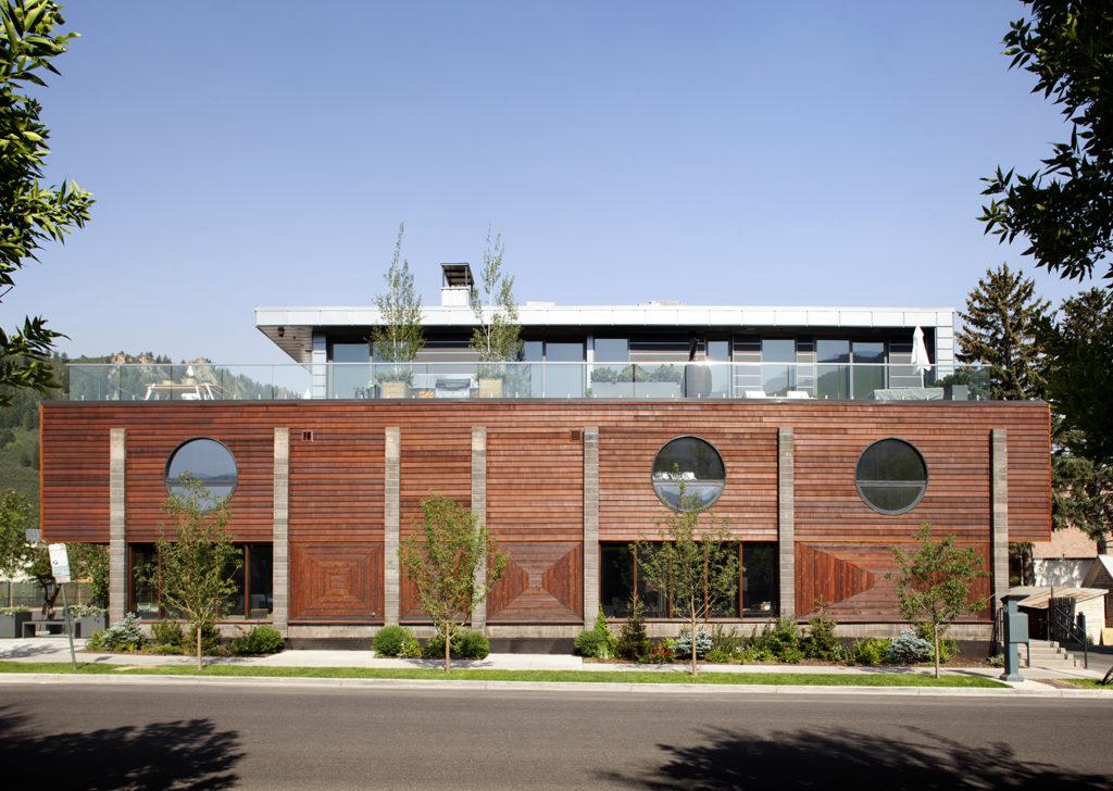 Crandall Building Aspen