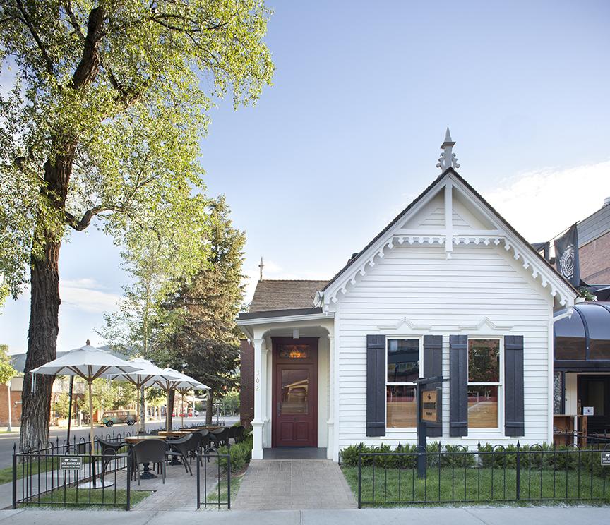 White House Tavern Aspen